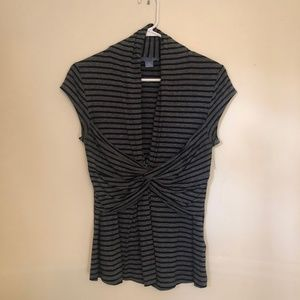 Anthropologie striped top